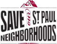 save our st. paul neighborhoods logo